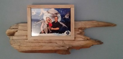 M172 - 01 - Driftwood Picture Frame